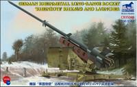 Rheinmetall Rheinbote RH.Z.61/9 with Launcher