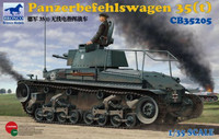 Panzer Befelswagen 35(t) 1/35