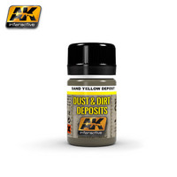 Sand Yellow Deposit 35ml