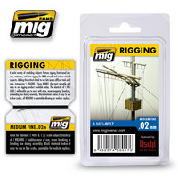 Rigging Line Fine 0.02mm
