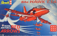 BAe Hawk T.1 Red Arrows 1/32