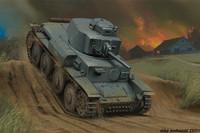 German PzKpfw 38 (t) Ausf.G 1/35