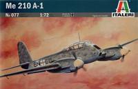 Messerschmitt ME-210 A1 1/72