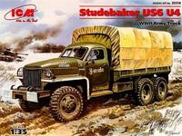 STUDEBAKER US6 U4, WWII ARMY TRUCK 1/35