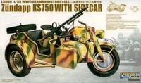 Zündapp KS750 with Sidecar 1/35