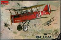 RAF S.E. 5a 1/32