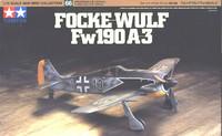 FOCKE WULF 190 A-3 1/72