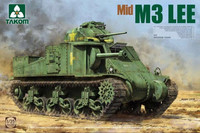 M3 Lee US Medium Tank, Middle Production Version 1/35
