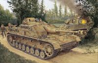 SD.KFZ. 167 STUG IV EARLY PROD. - SMARTKIT 1/35