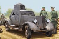 BA-20M Soviet Armored Car 1/35