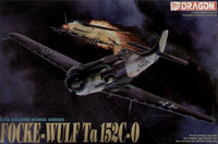 Focke-Wulf Ta 152C-0 with Etched Parts 1/72