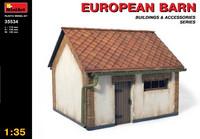 European Barn 1/35