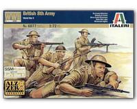 British 8th Army WWII 1/72