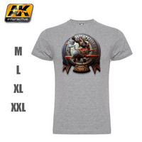 AK T-Shirt Grey