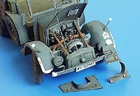 Krupp Protze Engine Set with Decals 1/35