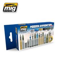 Modern Ammunition Colors