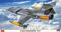 "F-104G Lockheed Starfighter ""CCV"" 1/48"
