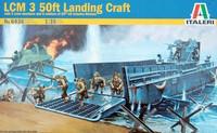 LCM 3 50' Landing Craft 1/35