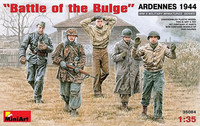 Battle of the Bulge, Ardennes 1944 1/35