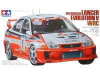 Mitsubishi Lancer Evo V WRC 1/24