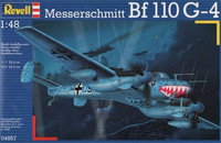 Messerschmitt Bf-110 G-4 Night Fighter 1/48