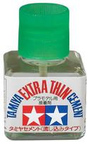 Extra Thin Nesteliima (vihreä korkki)
