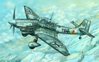 Junkers Ju-87D Stuka 1/32