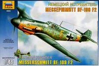 Messerschmitt Bf-109 F2/F4 1/48