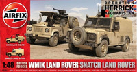 WMIK Land Rover & Snatch Land Rover 1/48