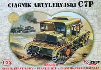 Artillery Tractor C7P 1/35