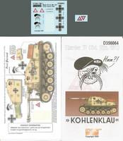 """Marder II """"Kohlenklau"""" on the Eastern Front 1/35"""