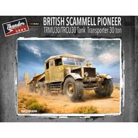British Scammel Pioneer Tank Transporter