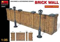 Brick wall 1/35