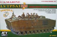LVTP 5, Multipurpose Amphibious Vehicle 1/35