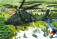 Eurocopter EC 665 Tiger UHT 1/72