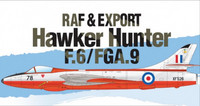 Hawker Hunter F.6/FGA.9 RAF & Export 1/48