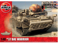BAE Warrior (New Tooling) 1/48