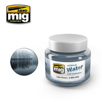 Lake Waters, Acrylic Geel for Simulating Water 250ml