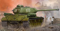 Soviet JS-2 Heavy Tank 1/35