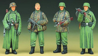 GERMAN INFANTRY ARDENNES 1/35