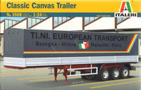 Canvas Trailer 40ft (Classic) 1/24