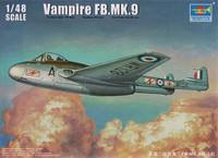 Vampire FB.Mk.9 1/48