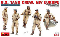 US Tank Crew Europe 1/35
