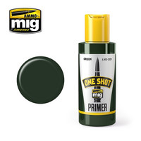 One Shot Primer Green