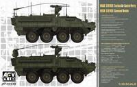 M1130 Stryker, Command vehicle 1/35