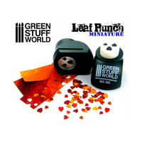 Leaf Punch Dark Green (Tammi)