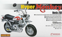 Honda Hyper Monkey Takegawa 1/12