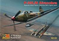 Bell P-39 L/N Airacobra 1/72