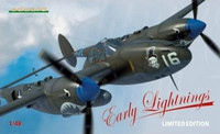 Lockheed P-38F Lightning 1/48