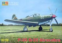 P-39 Airacobra Q-25 1/72